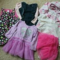 Baby Girl 12-18 Month 18 Month Fall Winter Clothing Lot Gap Gymboree Photo