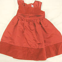 Baby Girl Dress 18 Months Carters Red Holiday Wedding Pageant Photo