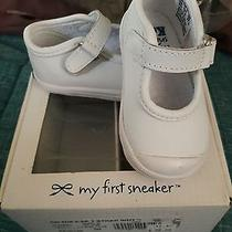 Baby Girl Keds My First Sneaker Size 2m Photo