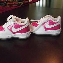 Baby Girl Nike Shoes Photo