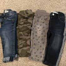 Baby Girl Set of 4 Jeans 12 Months Hudson / Old Navy / Gymboree / Cat & Jack Photo