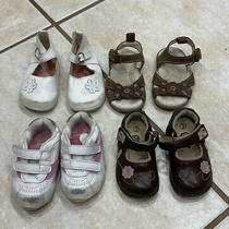 Baby Girl Shoes Size 3 Photo