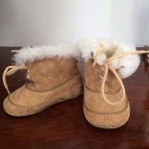 Baby Gucci Boots Baby  Sz 17 Italy Photo