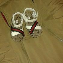 Baby Gucci Sandals Photo