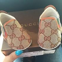 Baby Gucci Sneakers Photo