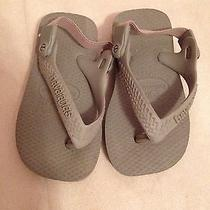 Baby Havaianas Like New Photo