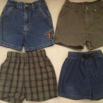 Baby Infant Boy Shorts Outfit Lot Size 12-18 Months Disney Baby Gap Old Navy   Photo