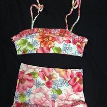 Baby Lulu Bikini Swim Pool Size 6 Boy Shorts  Photo