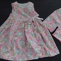 Baby Lulu Boutique Girls 3t Floral Dress With Matching Bike Shorts Photo
