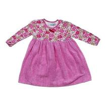 Baby Lulu Floral Dress Size 4/4t Photo
