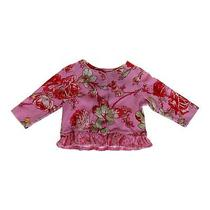 Baby Lulu Floral Shirt Size 18 Mo Photo