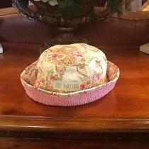Baby Lulu Pink Ribbons and Chenille Hat Size 2t-4t New Photo