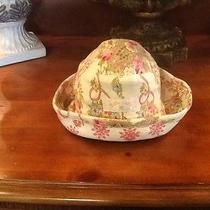 Baby Lulu Pink Ribbons Hat Size 9-12 Months New Photo