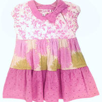 Baby Lulu Size 12 Months Dress for Your Little Girl  Photo