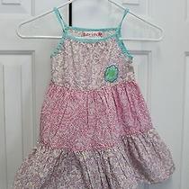 Baby Lulu Summer Dress Size 4t Photo