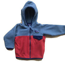 Baby Micro D Snap-T Fleece Jacket 12-18 Months Photo