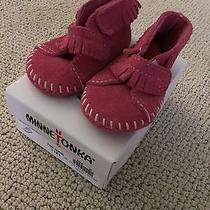 Baby Minnetonka Moccasins Photo