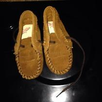 Baby Minnetonka's Size 4 Never Worn Photo