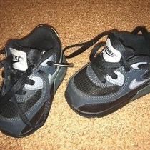 Baby Nike Airmax Sneakers Size 4 Photo