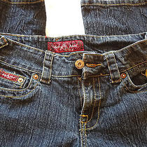 Baby Phat Cotton Blend Girl's Jeans - Size 5 - W 28 - L 22 - Phat-Schmat Photo
