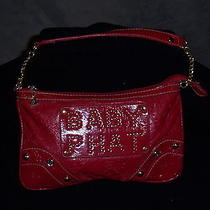 Baby Phat Handbag / Burgundy Photo