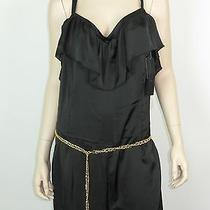 Baby Phat Jumpsuit 22 Black. 22w Solid Photo