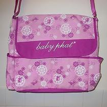 Baby Phat Messenger Diaper Bag- Retails for 50 Photo