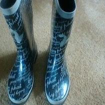 Baby Phat Rain Boots Photo
