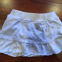 Baby Phat White Baby Skirt 12 Months Photo