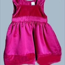 Baby/toddler Carter's Dressy Sleeveless Red Dress Photo