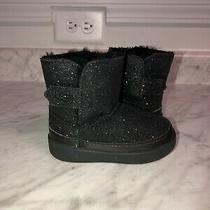 Baby Ugg Boots Black Photo