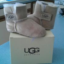 Baby Ugg Boots....very Cute. Ln Size M (18-24mo) Photo