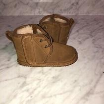 Baby Uggs Booties Brown Photo