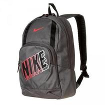 Backpack Gray Black Red Nike Ba4378 Photo