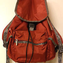 Backpack Lesportsac Voyager Red Photo