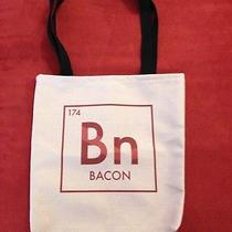 Bacon Periodic Table of the Elements Bag or Purse Photo