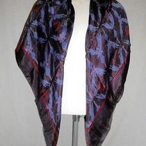 Bad Faerie Silk Scarf 42 X 42 Silk Designed by Brian Froud Fantasy Art Photo