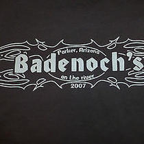 Badenoch's  on the River  Parker Arizona 2007 T-Shirt (M)   Photo