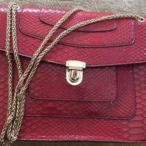 Badgley Mischka Handbag (Red) Photo