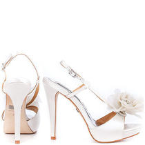 Badgley Mischka Zabrina Wedding/formal Shoe  Photo