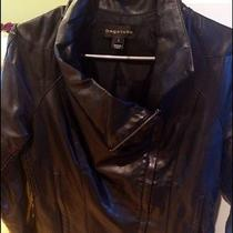 Bagatelle Faux Leather Motorcycle Jacket Photo