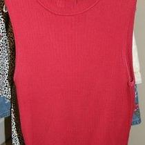 Bagatelle Sleeveless Top Xl Photo