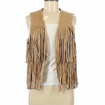 Bagatelle Women Brown Vest M Photo