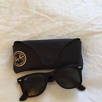 Balck Ray Ban Wayfarer - Brand New in Box Photo