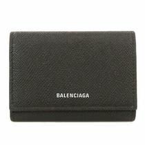 Balenciaga  581099 Card Case Ville Accordion Card Holder Leather Photo