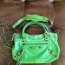 Balenciaga Apple Green First Photo