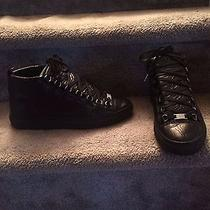 Balenciaga Arena Designer Sneakers  Photo