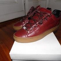 Balenciaga Arena Fashion Sneakers High End Designer Photo