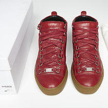 Balenciaga Arena High-Top Trainers - Good Condition Us 6 - Fits Like 7 Photo