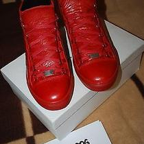 Balenciaga Arena Red 44 Photo